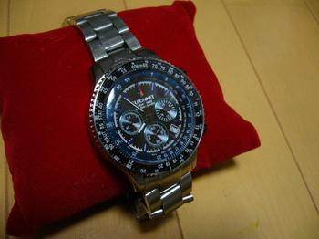 時計26ギオネフライトマスター+ハイドロベルト18.6.15.JPG