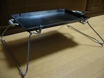 鉄板スタンド滑り止め01.JPG